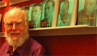 Fred Kroll auf der Buchmesse